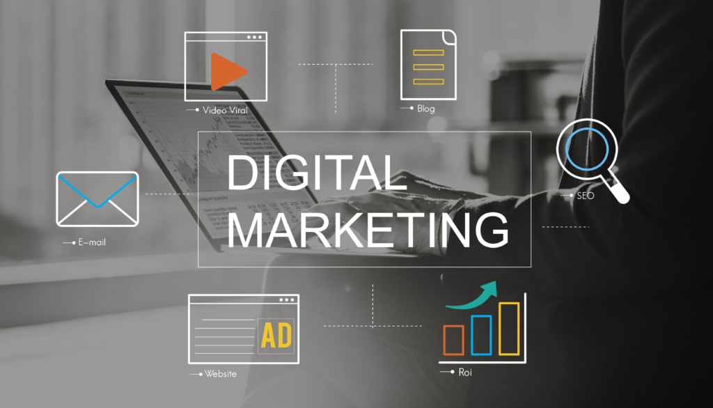 Internet marketing is paving the way for growing businesses | BlueLijneDesign